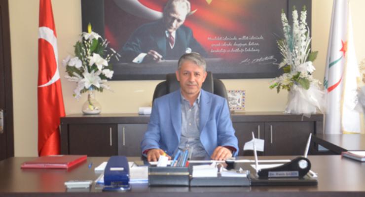 """Dr. Fatih Şahin,""""Sobalı evler dikkatli olmalı!"""""""