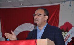 Bozdağ: Yozgat ulaşımda çağ atlıyor