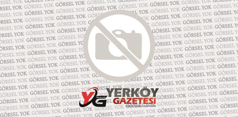 Yozgat Valisi Yazıcı, köy yolunun asfalt atma törenine katıldı