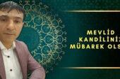 Mesut Kaya,  Mevlid Kandili mesajı yayınladı