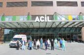 Şehir Hastanesi En üst seviyede hizmet vermeye başladı