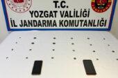 Yerköy'de 22 sikke ve 2 kolye ele geçirildi