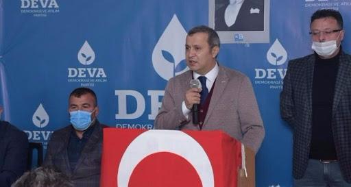 """İl Başkanı Yılmaz, """"Yozgat'ımız adına tebrik ediyorum"""""""