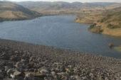 Su rezervleri büyük ölçüde azaldı