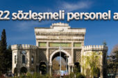 İstanbul Üniversitesi 22 sözleşmeli personel alacak