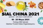 İstanbul Ticaret Odasından SIAL China 2021'e davet