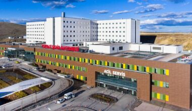 Şehir Hastanesi 4 yılda 3 Milyon 272 Bin hastaya hizmet verdi