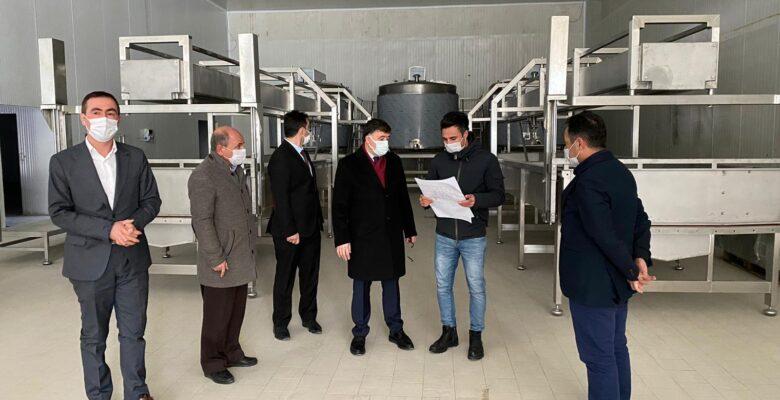 """Başer """"Yozgat tarım ve hayvancılığın merkezi olacak"""""""