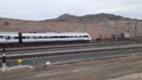 Ankara-Sivas Yüksek Hızlı Tren Yerköy'den geçti