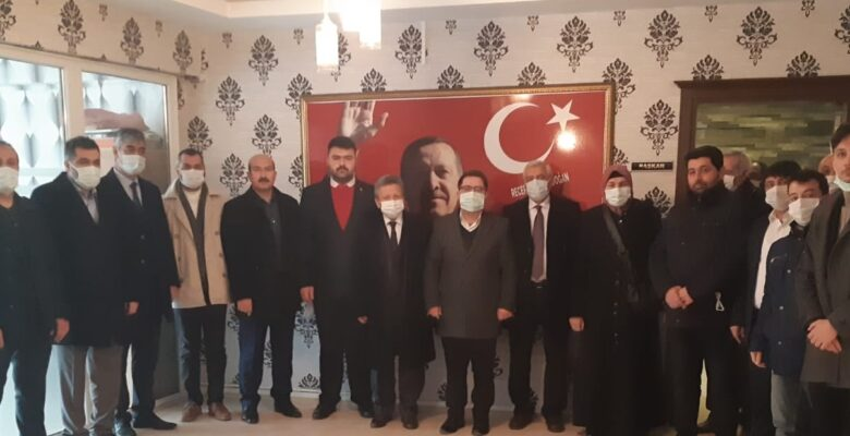 AK Parti'den ilçelerde istişare toplantısı