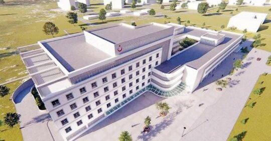 Yerköy ilçesine de 100 yataklı devlet hastanesi proje yapılacak