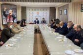 Başer, Ak Parti Yozgat Merkez İlçe teşkilatıyla bir araya geldi