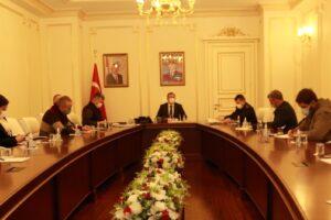 """Vali Polat, """"Amacımız Yozgat'ı daha yaşanılır bir şehir haline getirmek"""""""