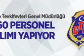 Ceza ve Tevkifevleri Genel Müdürlüğü 160 personel alacak
