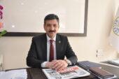 Başkan Ferhat Yılmaz'dan, '1 Mayıs' mesajı