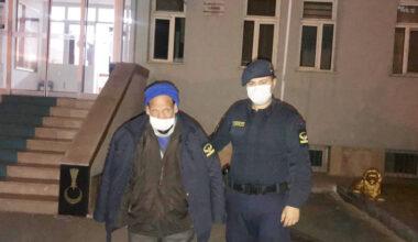 Yerköy'de bulunan kimsesiz vatandaş bakımevine yerleştirildi