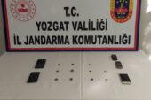 Yozgat Jandarma ekipleri kaçakçılara nefes aldırmıyor