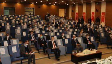 Koordinasyon kurulu toplantısı yapıldı
