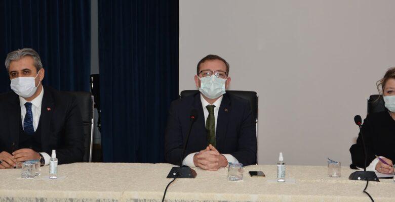 'İller ve Destinasyonlar Tanıtım Çalışması' toplantısı düzenlendi