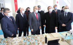 """Rektör Karadağ, """"Yozgat'ı kenevirin üssü haline getireceğiz"""""""
