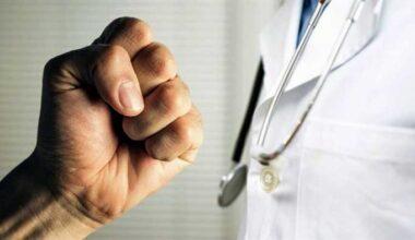 Yozgat'ta doktora saldırı!