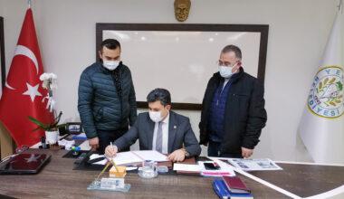 Yerköy Belediyesi, yol çalışmalarına başlıyor