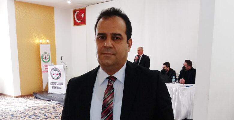 Avukat Muhsin Ayanoğlu Baro Başkanı seçildi