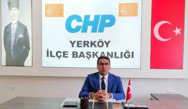 CHP İlçe Başkanı Hakan Uyar'dan, 8 Mart Kadınlar Günü Mesajı