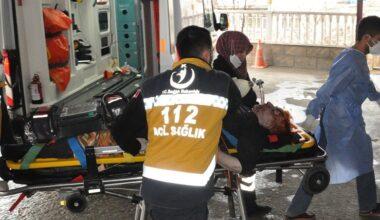Yerköy'de trafik kazası: 1 ölü 2 yaralı