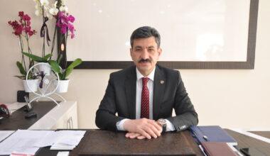 Yerköy Belediye Başkanı Yılmaz, Ramazan ayı mesajı yayınladı