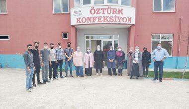 Yozgat İŞKUR'dan kurs ve program ziyaretleri