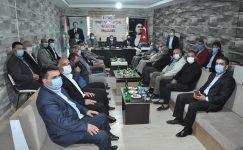 AK Parti Yerköy İlçe Başkanlığında, Yüksek İstişare toplantısı yapıldı