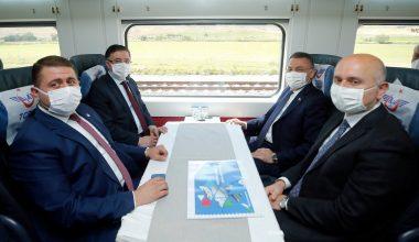 Hızlı Tren Temmuz'da
