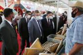 Yozgat'ta Gıda ve Hayvancılık Fuarı açıldı