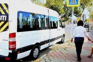 Öğrenci taşıma hizmeti alınacaktır