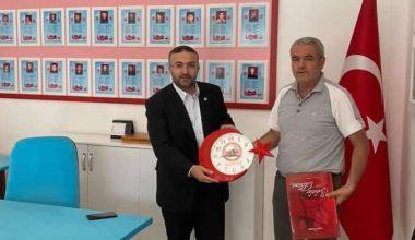 Prof. Dr. Çınar'dan, Yerköy'e ziyaret