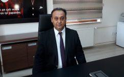 İlçe Milli Eğitim Müdürlüğüne Hamza Ergül atandı