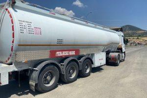 26 ton kaçak akaryakıt ele geçirildi