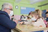 İl Milli Eğitim Müdürü Yusuf Yazıcı'dan Saray'a okul ziyareti