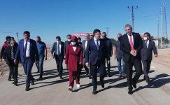 Milletvekili Başer'den Yamaçlı ve Yenifakılı'ya ziyaret