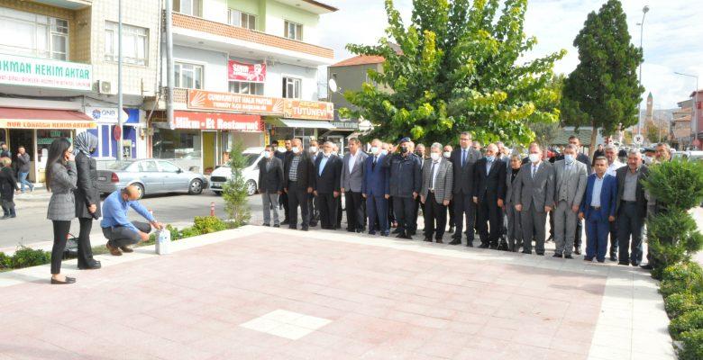 Yerköy'de 'Muhtarlar Günü' kutlandı