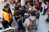Karadağ, Azerbaycan'lı öğrencileri karşıladı