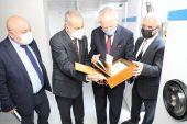 İhsanoğlu'ndan Rektör Karadağ'a ziyaret