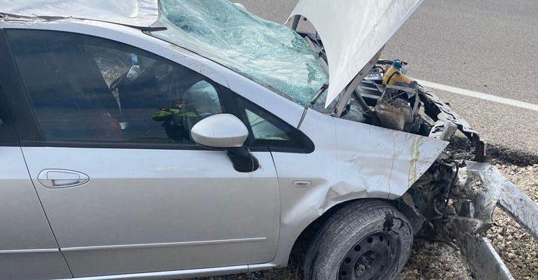 Yerköy'de trafik kazası: 3 yaralı