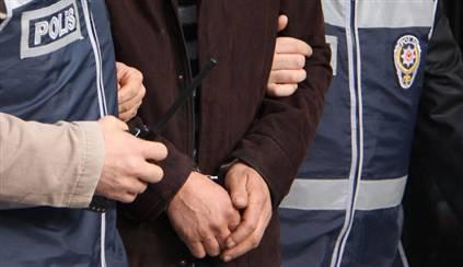 12 kişiden 8'i gözaltına alındı